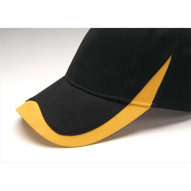 Image of Adams Wave Cap - Black/Gold - One Size