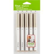 Cricut Gold Multi Pen Set, 5 Piece