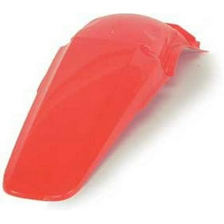 Acerbis Rear Fender - Fluorescent Red 2071040236