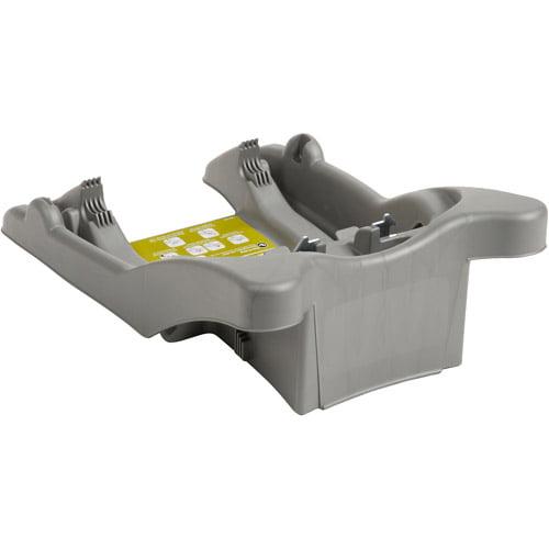 Cosco - Comfy Carry Non-Adjustable Infant Car Seat Base, Dorel Silver