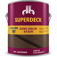 Duckback SUPERDECK Cool Feel Semi-Solid Stain