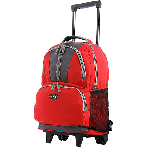 """Olympia Rolling Backpack 18"""""""