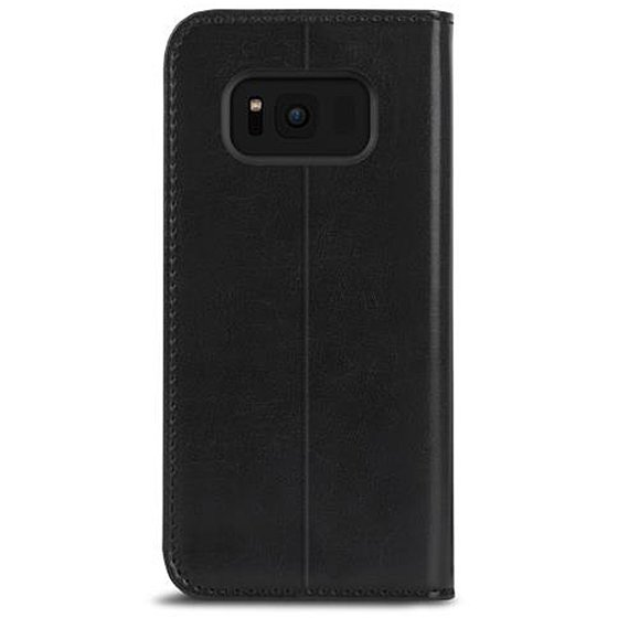 quite nice c7b85 010c8 Moshi Overture Wallet Case for Samsung Galaxy S8 in Black