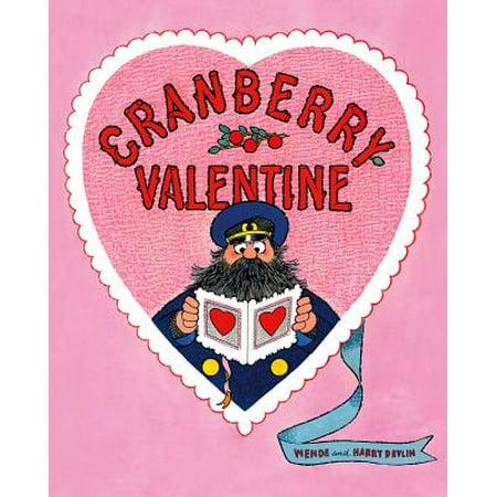 Cranberry Valentine - Easy Valentine's Day Crafts