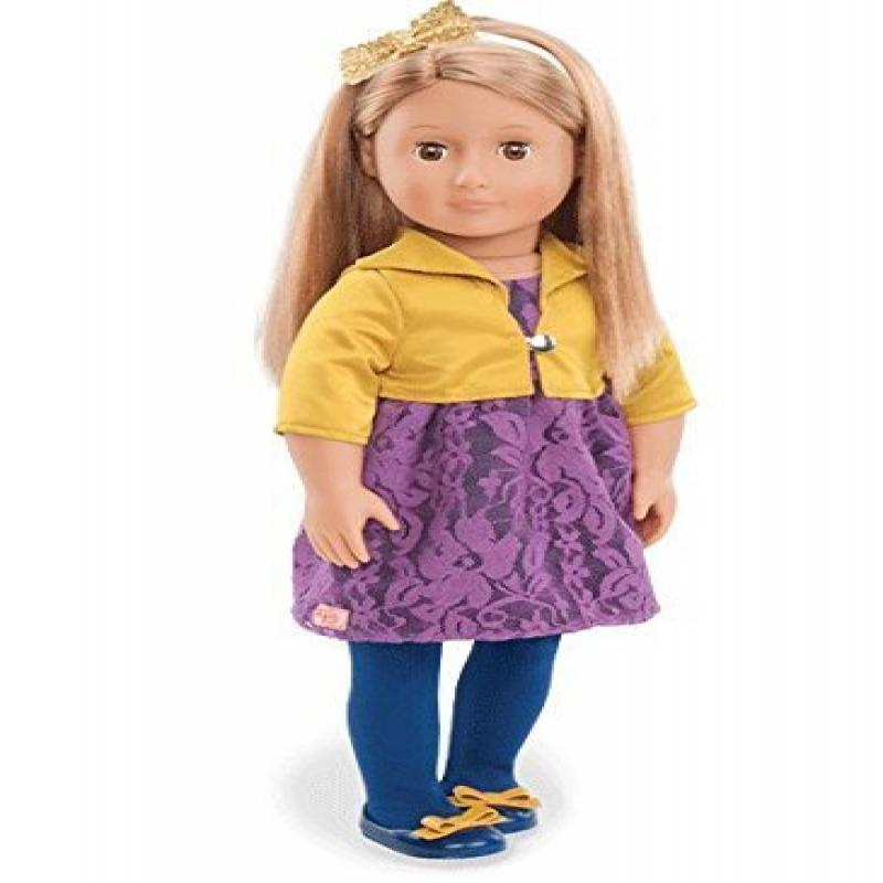"""Our Generation Olivia 18"""" Doll by Our Generation"""