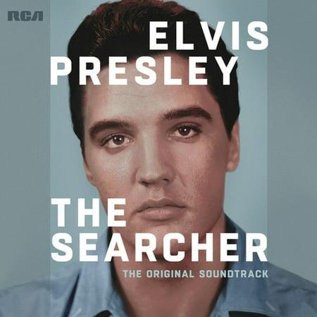Elvis Presley: The Searcher Soundtrack (CD)