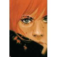 Avengers Assemble Panel Featuring Black Widow Print Wall Art