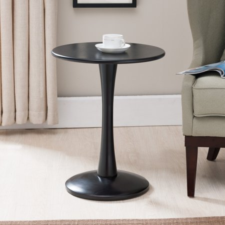 K&B Furniture PS27 Wood Pedestal Plant Stand/End Table ()