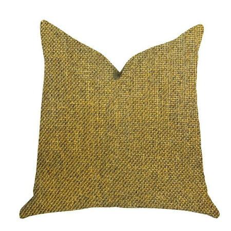 Plutus PBRA1397-2030-DP Mustard Seed Luxury Throw Pillow in Dark Yellow, 20 x 30 in. Queen - image 3 of 3