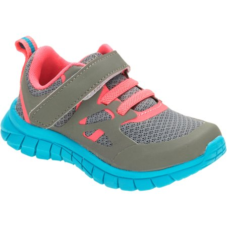 Toddler Girls' Overlay Running Shoe