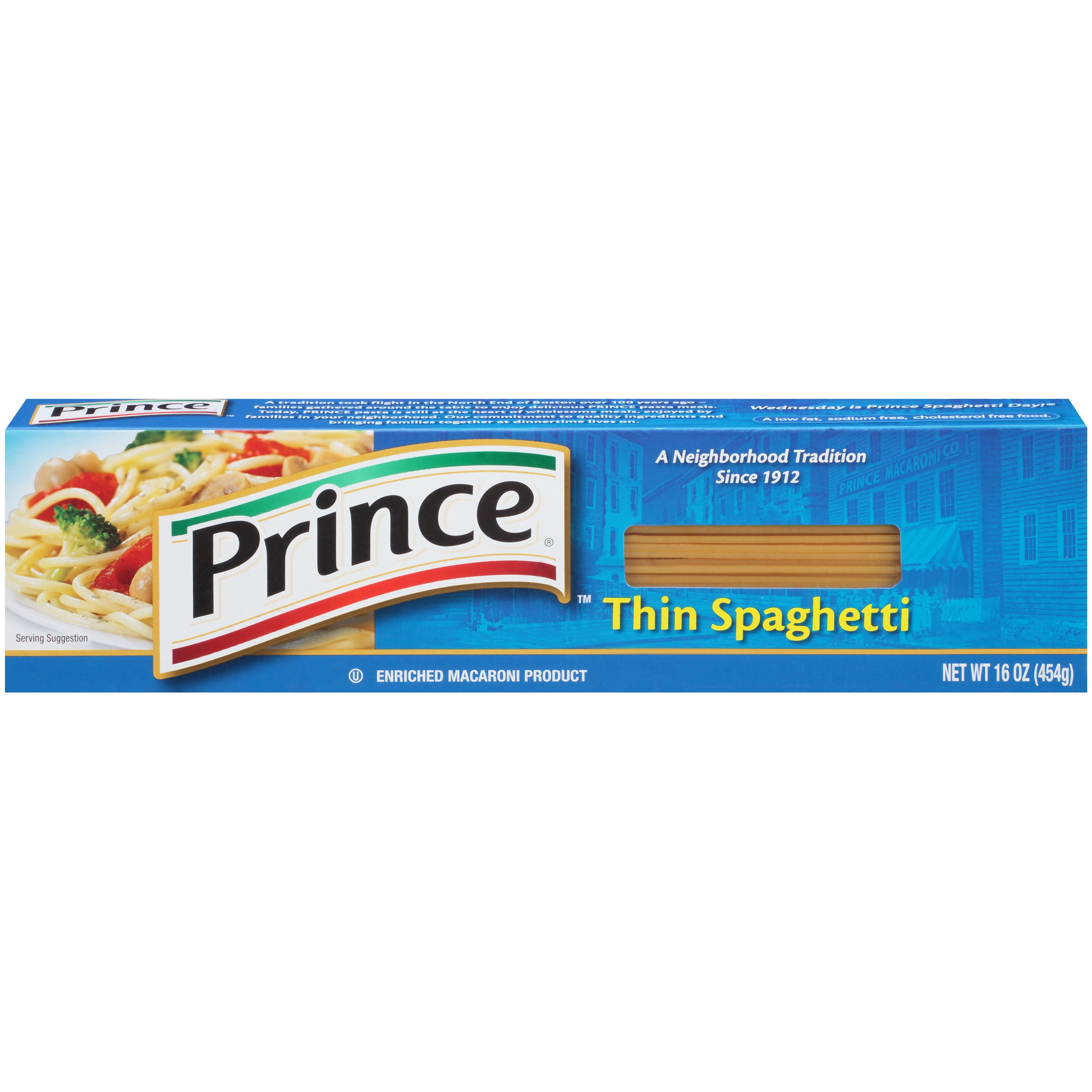 Prince® Thin Spaghetti 16 oz. Box