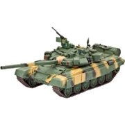 Revell of Germany Russian Battle Tank T-90 Plastic Model Kit Multi-Colored