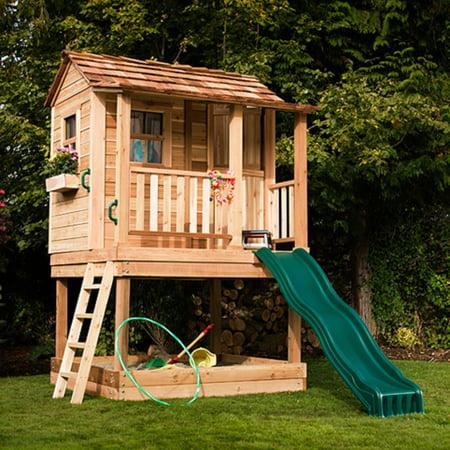 Outdoor Living Today Little Squirt Playhouse Walmartcom
