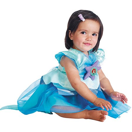 Little Mermaid Ariel Infant Dress-Up Costume