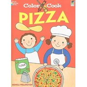 Color & Cook Pizza