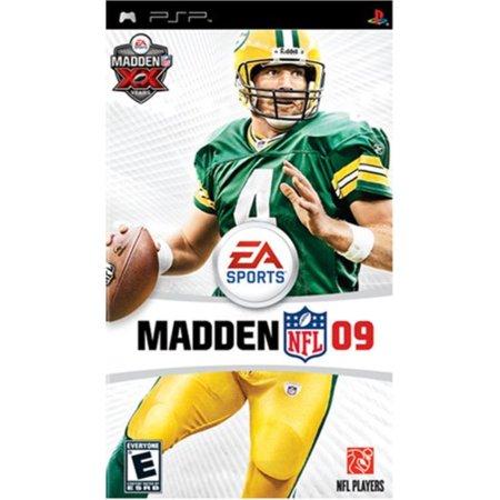 Madden NFL 09 - Sony PSP