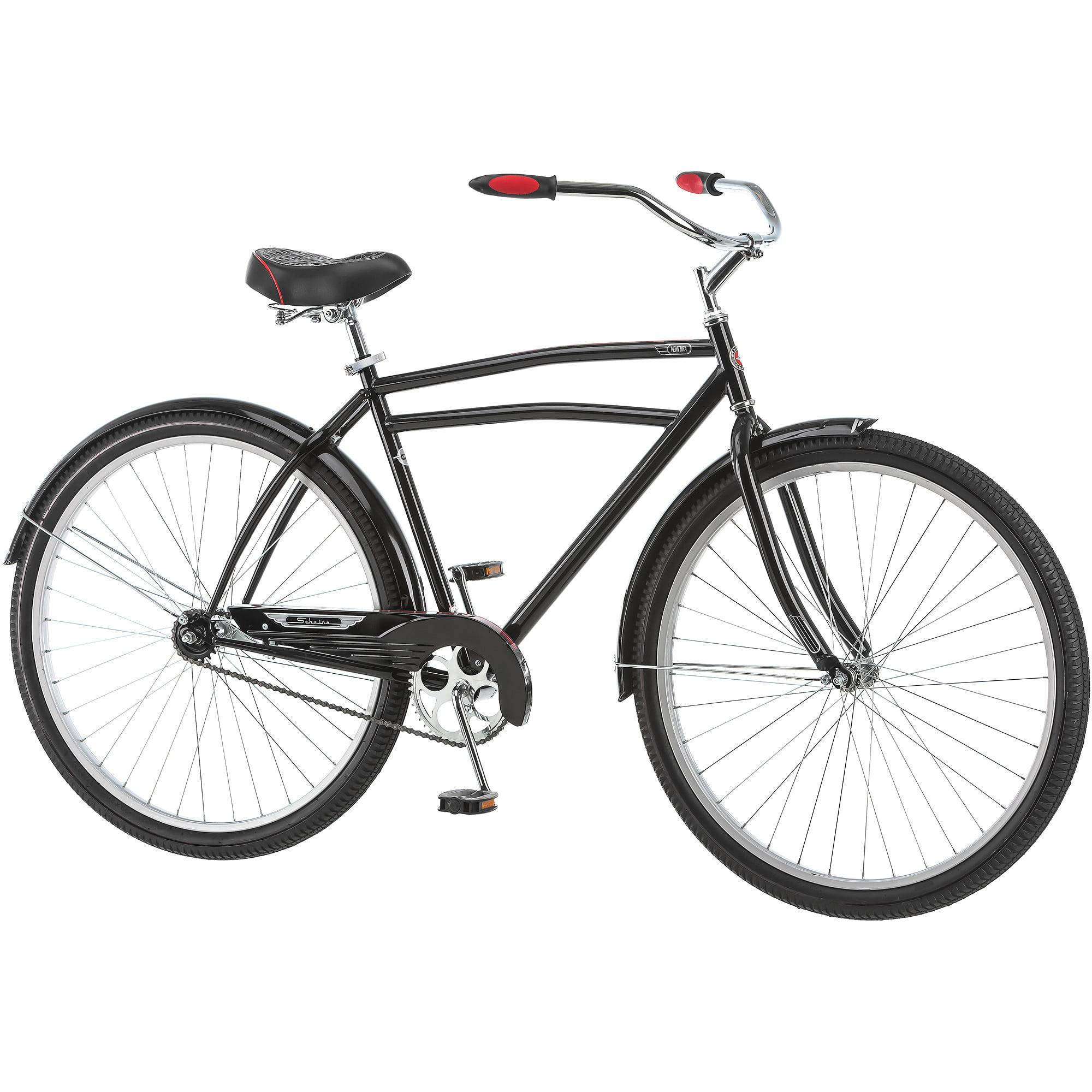 29 Schwinn Ventura Men S Cruiser Bike Black