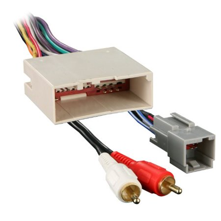 Metra 70-5521 Radio Wiring Harness for Ford 03-Up Amp for $<!---->