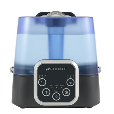 Bionaire Warm and Cool Mist Ultrasonic Humidifier