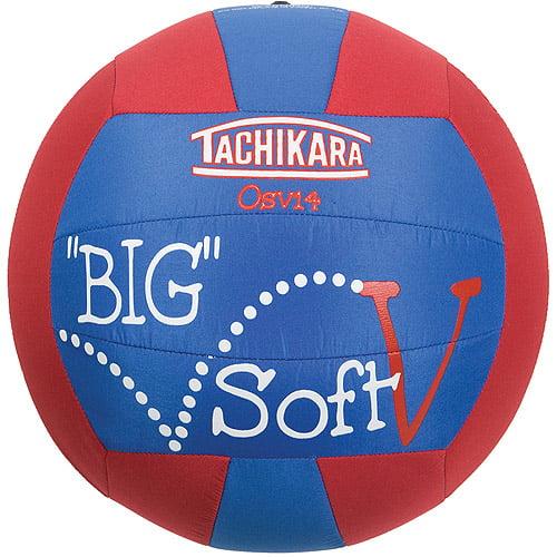 Tachikara OSV14 BIG Soft V Oversize Fabric Volleyball