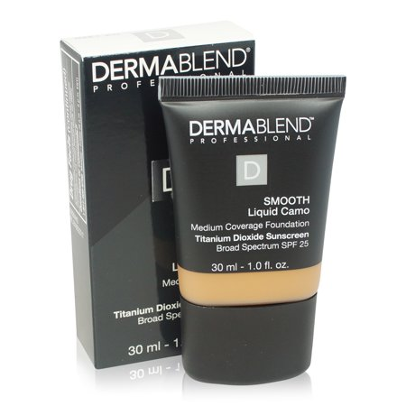 Dermablend Smooth Liquid Camo Foundation Honey 45W 1 Oz