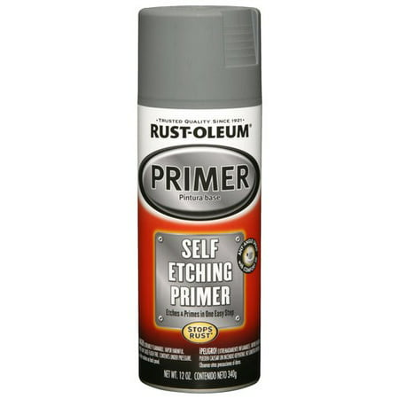Rust Removal Paint - Rust-Oleum Self-Etching Primer