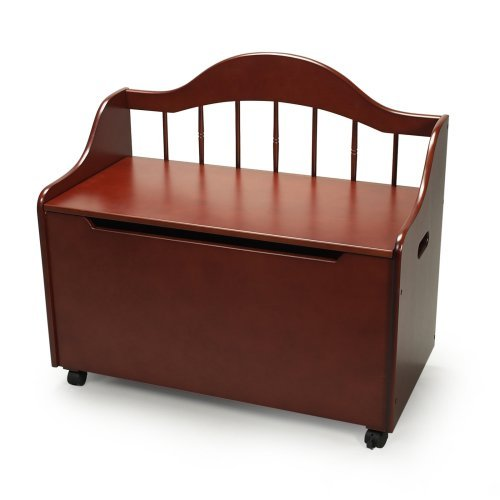 Gift Mark Deacon Toy Bench with Casters