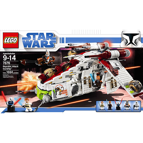 Lego Star Wars - Republic Gunship