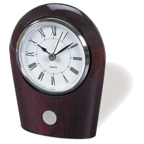 Baylor Palm Desk Clock by