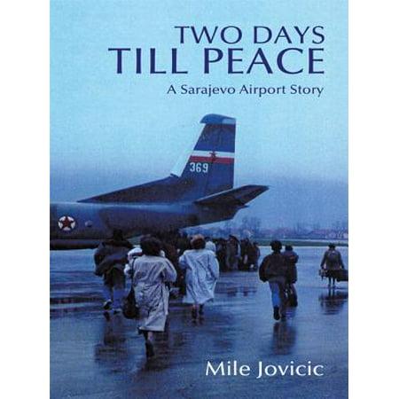 Nine Days Till Halloween (Two Days Till Peace - eBook)