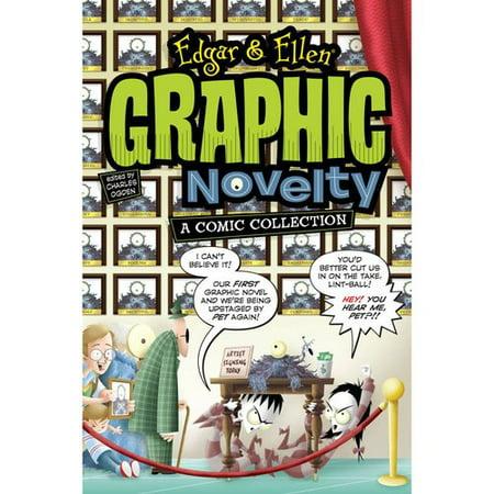 Edgar & Ellen Graphic Novelty: A Comics Collection by