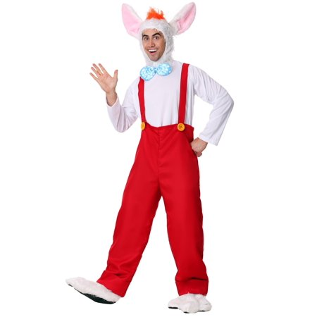 Cartoon Rabbit Costume - Adult Rabbit Costumes