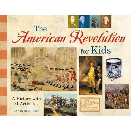 The American Revolution for Kids : A History with 21 - The History Of Halloween Activity