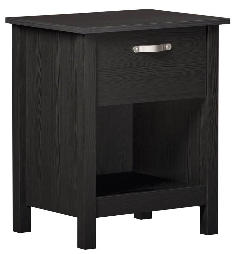 Ameriwood Home River Layne Nightstand, Multiple Colors