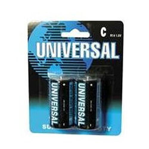 UPG D5627/D5327/D5927 Super Heavy-Duty Batteries (C; 2 Pk)