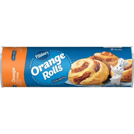 Pillsbury Orange Cinnamon Rolls - 13.9oz/8ct