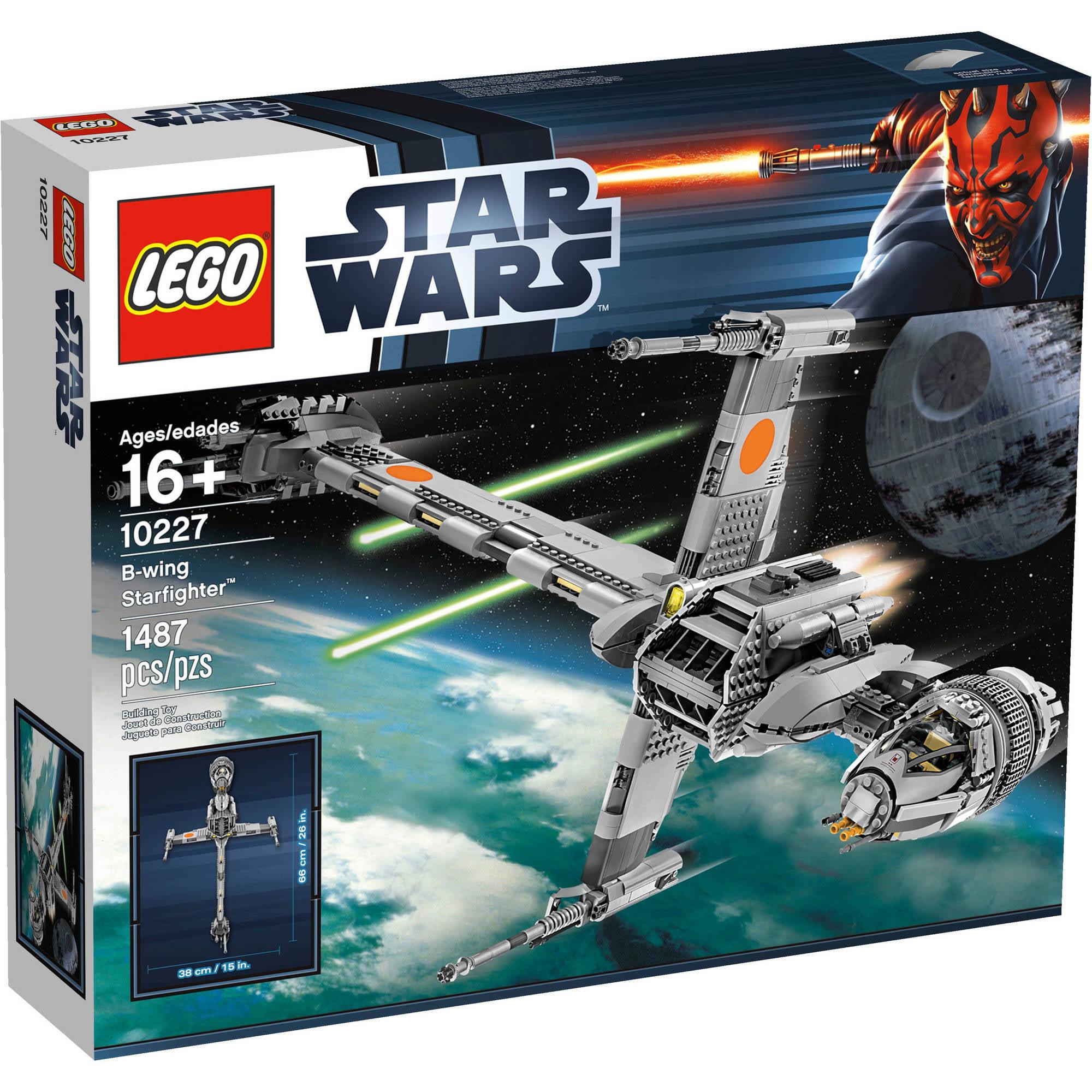 Lego Star Wars B Wing Starfighter Walmart Com Walmart Com