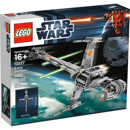 LEGO Star Wars B-Wing Starfighter (B Wing Starfighter Lego)