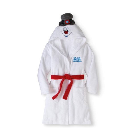 Frosty the Snowman Boys' Critter Robe