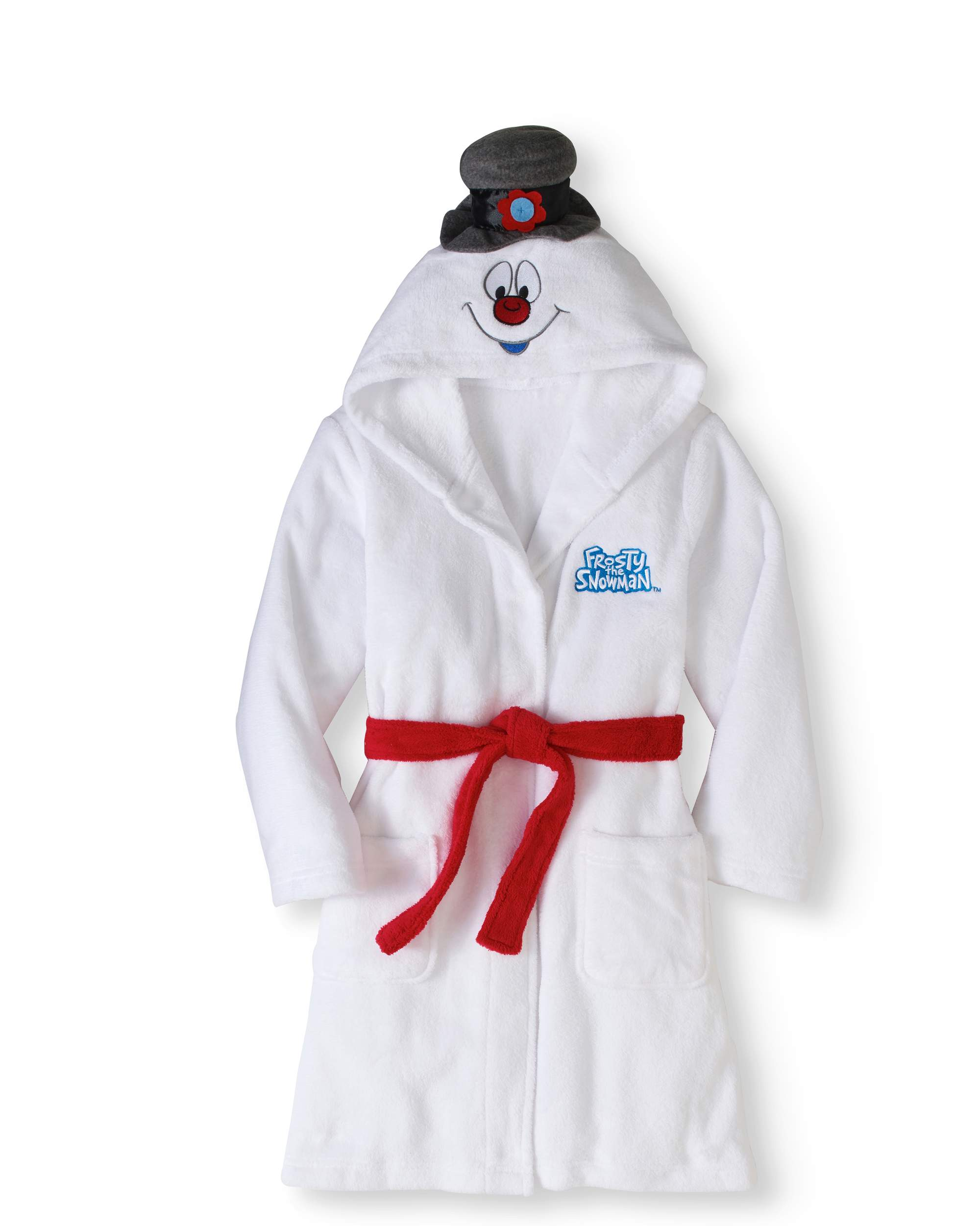 Frosty the Snowman Boys' Critter Robe