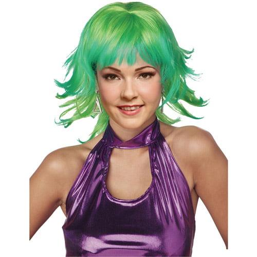 Trippy Shag Adult Halloween Wig