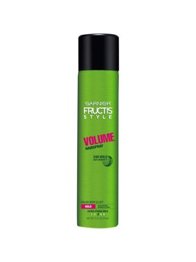 Garnier Fructis Style Volume Hairspray Anti-Humidity, Extra Strong Hold, 8.25 oz.