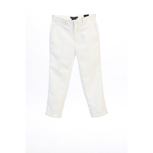 White Flat Front Boys Pleated Dress Pants 2T - Walmart.com