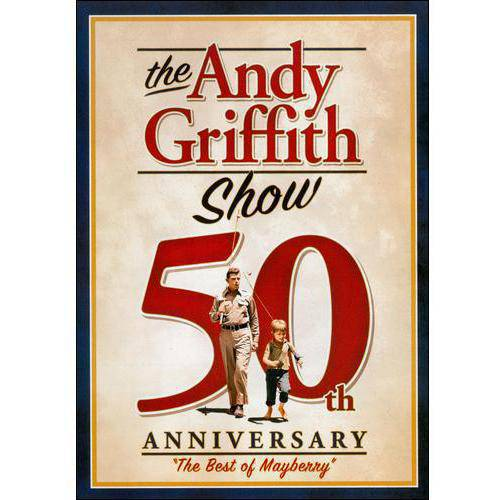 ANDY GRIFFITH SHOW-50TH ANNIVERSARY-BEST OF MAYBERRY (DVD) (3DISCS)