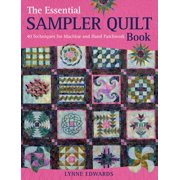 The Essential Sampler Quilt Book - eBook