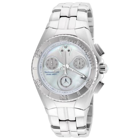 Technomarine Men's TM-115092 Cruise Dream Quartz Multifunction Silver Dial Watch