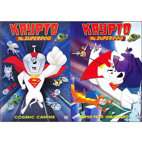 Krypto The Superdog: Volumes 1 & 2: Cosmic Canine / Super Pets Unleashed
