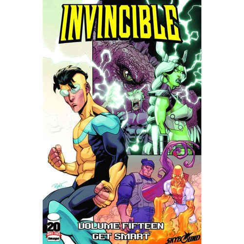 Invincible 15: Get Smart