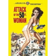 Attack of the 50-Foot Woman (DVD)