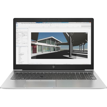 HP ZBook 15u G5 Premium Mobile Workstation Laptop (Intel 8th Gen i7-8550U Quad-Core, 8GB RAM, 256GB PCIe SSD, 15.6